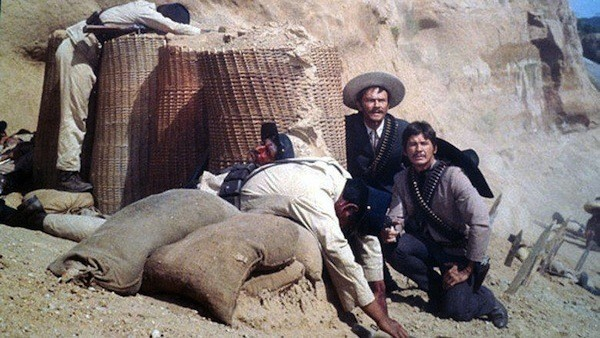 Yul Brynner and Charles Bronson in Villa Rides! (Photo: Olive Films & Paramount)