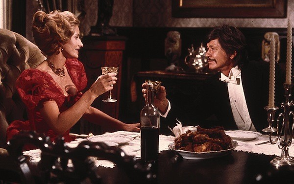 Jill Ireland and Charles Bronson in From Noon Till Three (Photo: Twilight Time)