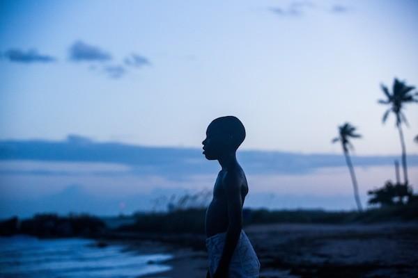 Alex Hibbert in Moonlight. (Photo: A24)