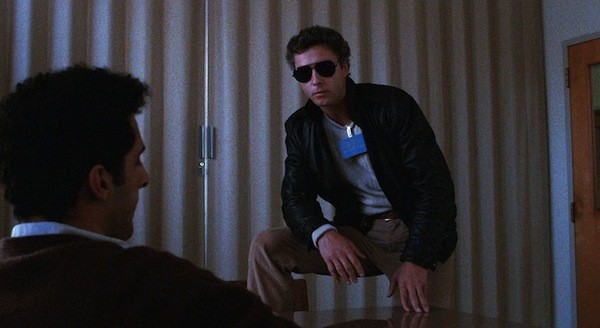 John Turturro and William Petersen in To Live and Die in L.A. (Photo: Shout! Factory)