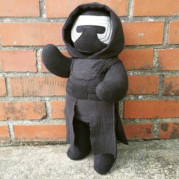 "Handmade Stuffs ""Cuddly Plush Space Jerk"""