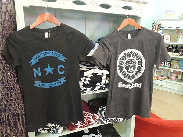 T-shirts from Docklands Designs