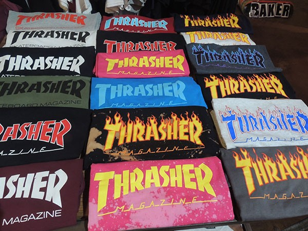 Bleached Thrasher Gear From Black Sheep