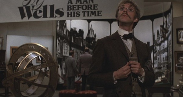 Malcolm McDowell in Time After Time (Photo: Warner)