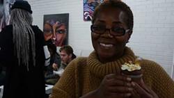 Delisa Allen, founder of Delisa Delectables. - RHIANNON FIONN