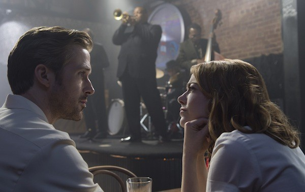Ryan Gosling and Emma Stone in La La Land (Photo: Lionsgate)