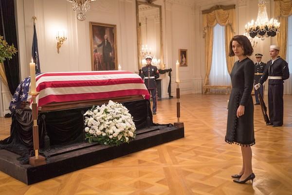 Natalie Portman in Jackie (Photo: Fox Searchlight)