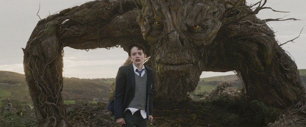 Lewis MacDougall in A Monster Calls (Photo: Focus)