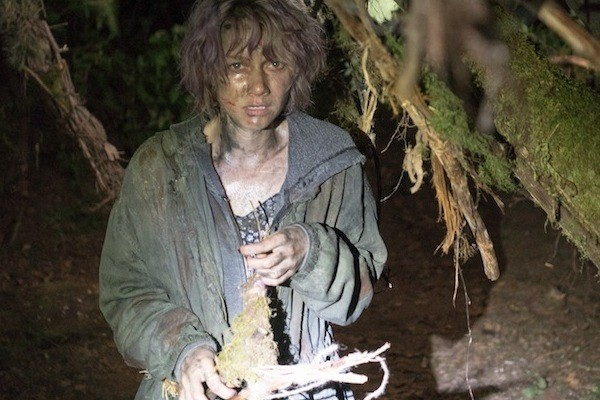 Valorie Curry in Blair Witch (Photo: Lionsgate)