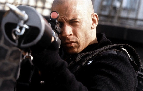 Vin Diesel in xXx (Photo: Columbia)