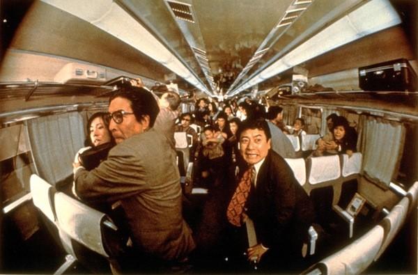 The Bullet Train (Photo: Twilight Time)