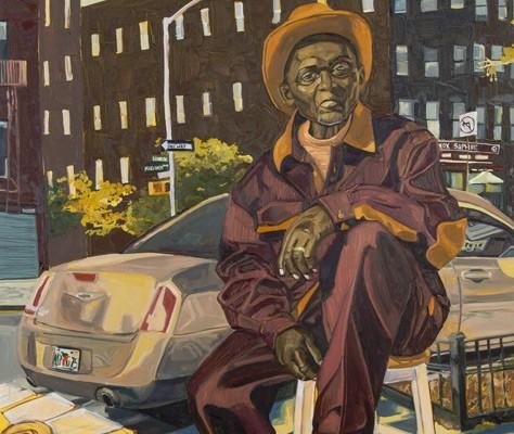 Jordan Casteel: Harlem Notes.