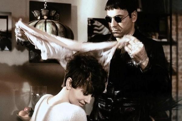 Audrey Hepburn and Alan Arkin in Wait Until Dark (Photo: Warner)