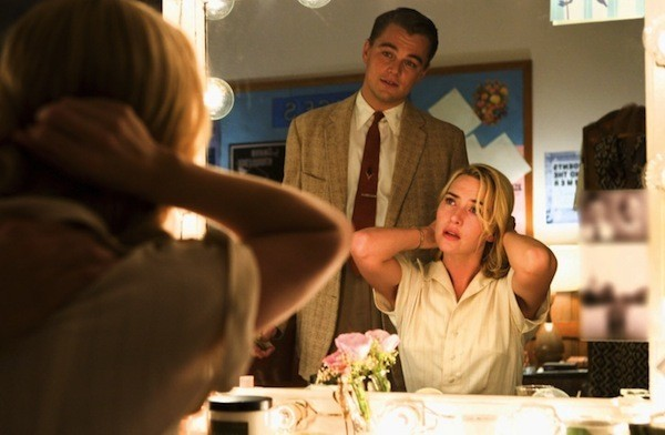 Leonardo DiCaprio and Kate Winslet in Revolutionary Road (Photo: DreamWorks & Paramount)