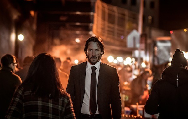 Keanu Reeves in John Wick: Chapter Two (Photo: Lionsgate)