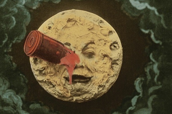 A Trip to the Moon (Photo: Flicker Alley)