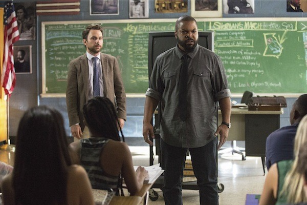 Charlie Day and Ice Cube in Fist Fight (Photo: Warner)