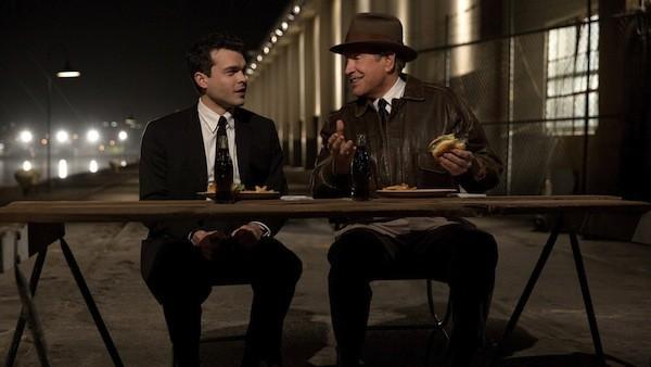 Alden Ehrenreich and Warren Beatty in Rules Don't Apply (Photo: Fox)