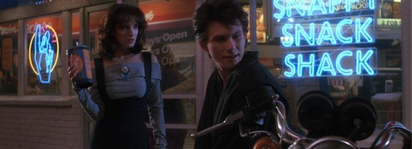 Winona Ryder and Christian Slater in Heathers (Photo: Anchor Bay)