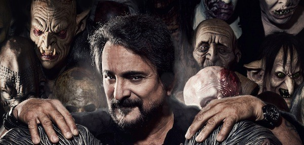 Makeup wiz Tom Savini returns for this year's Mad Monster Party (Photo: www.savini.com)