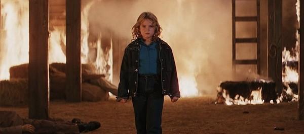 Drew Barrymore in Firestarter (Photo: Shout! Factory)
