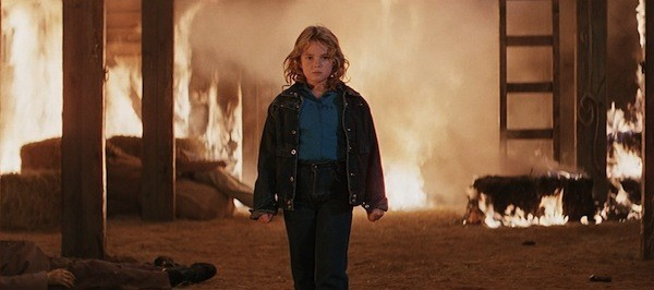 Drew Barrymore in Firestarter (Photo: Shout! Factory)