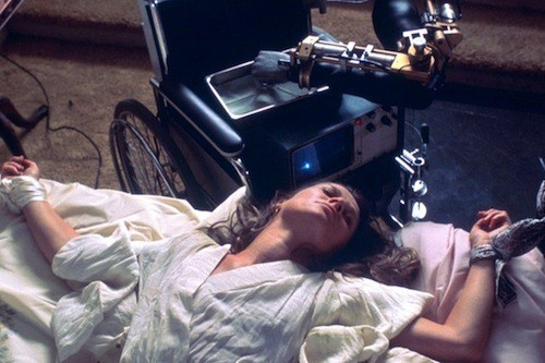 Julie Christie in Demon Seed (Photo: Warner)
