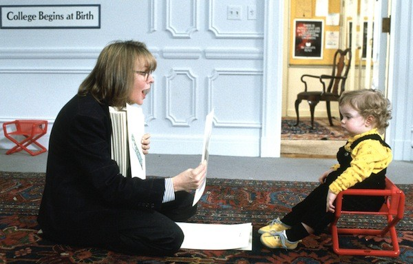 Diane Keaton in Baby Boom (Photo: Twilight Time)