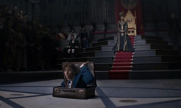 Eddie Redmayne in Fantastic Beasts and Where to Find Them (Photo: Warner)
