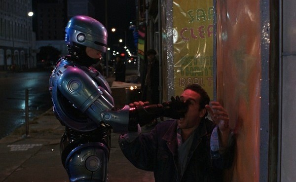 Peter Weller in RoboCop 2 (Photo: Shout! Factory & MGM)