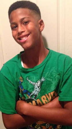 Anthony Frazier had just turned 14 years old when he was murdered in east Charlotte on Jan. 2.