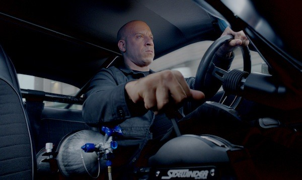 Vin Diesel in The Fate of the Furious (Photo: Universal)