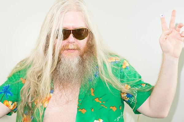 Photo of Benji Hughes by Soleil Konkel.