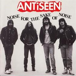 1989 ANTiSEEN  album