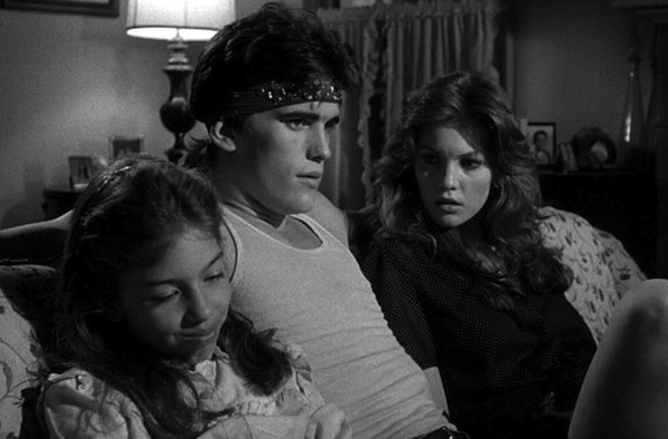 Sofia Coppola, Matt Dillon and Diane Lane in Rumble Fish (Photo: Criterion)