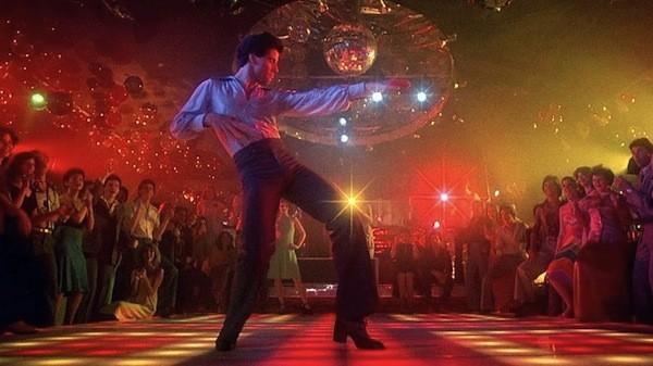 John Travolta in Saturday Night Fever (Photo: Paramount)