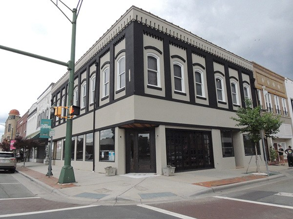 Simmons' second restaurant, Franklin & Main, will be named after the intersection at which it sits in downtown Monroe.