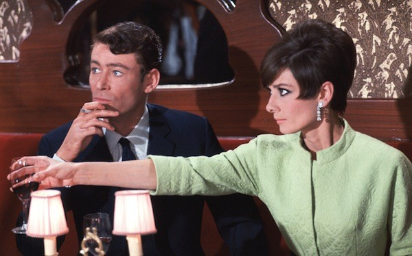 Peter O'Toole and Audrey Hepburn in How to Steal a Million (Photo: Twilight Time)