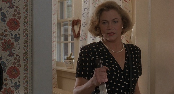 Kathleen Turner in Serial Mom (Photo: Shout! Factory)