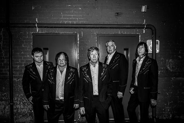 The Sonics today (Photo by Bobbi Barbarich)