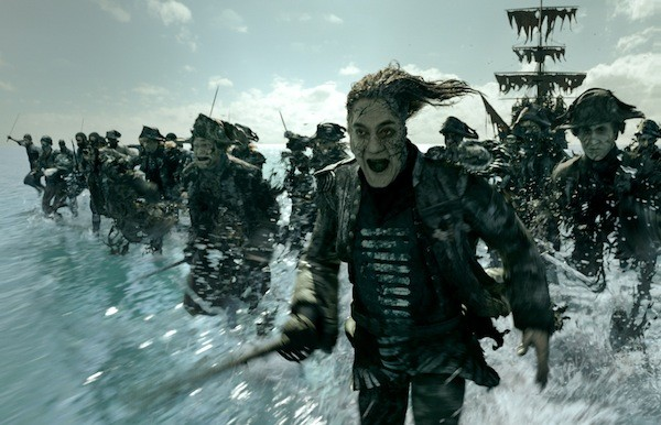 Javier Bardem in Pirates of the Caribbean: Dead Men Tell No Tales (Photo: Disney)