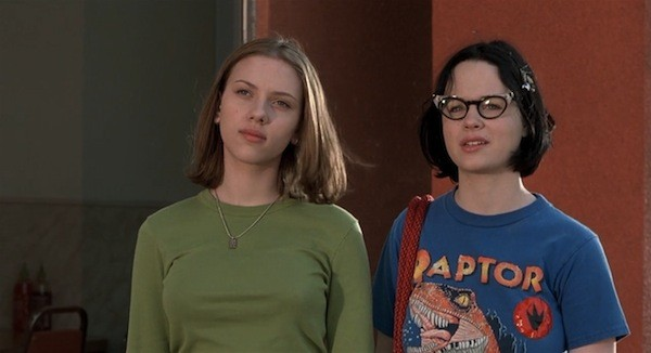 Scarlett Johansson and Thora Birch in Ghost World (Photo: Criterion)