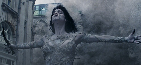 Sofia Boutella in The Mummy (Photo: Universal)