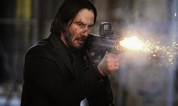 Keanu Reeves in John Wick: Chapter 2 (Photo: Warner)