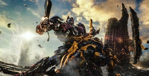 Transformers: The Last Knight (Photo: Paramount & Hasbro)