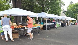 Selywn Farmers' Market.