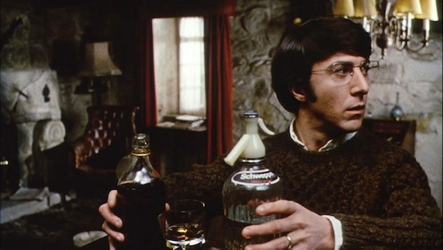 Dustin Hoffman in Straw Dogs (Photo: Criterion)