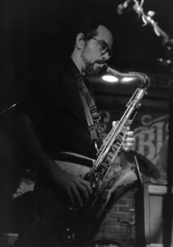 John Alexander in 1999. (Photo by Daniel Coston)