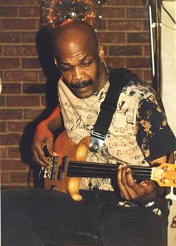 Rick Blackwell in 1999. (Photo by Daniel Coston)