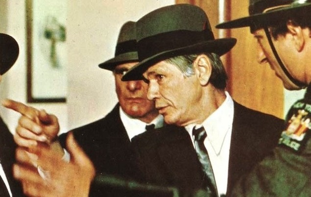 Charles Bronson in The Valachi Papers (Photo: Twilight Time)